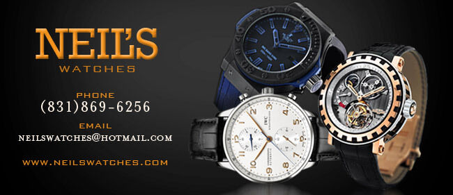 NEIL'S WATCHES