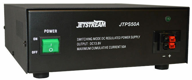 Jetstream JTPS50A 50 Amp Power Supply w/Anderson Connectors