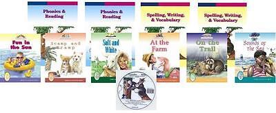 American Language Complete Set Phonics And Reading Program  New