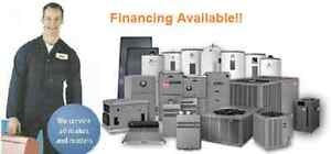 Furnace&Air conditioner Sale!Custom Ductwork!Financing Available