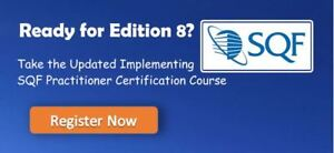SQF Practitioner Certification Course -Begin on April 14