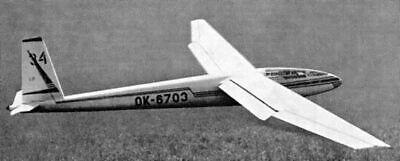 Junior Adler (Bauplan Steinadler Junior Modellbau Modellbauplan)