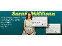 Sarah Millican Outcast Tickets
