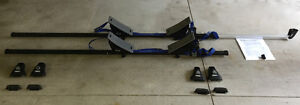 THULE load carrier systems for kayak