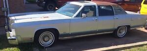 1979 Lincoln Towncar for SALE