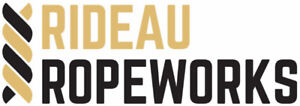 RIDEAU ROPEWORKS! Rope Splicing, New Ropes, and More!