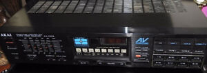 Stereo Receiver Amp with EQ and FM Radio