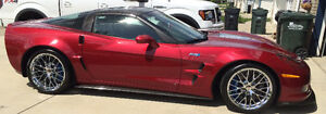 2010 Chevrolet Corvette ZR1/3ZR Coupe (2 door)