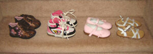 Girls Shoes - 5 to 9 / Puma Outfit, Clothes - 24m, size 2, 3