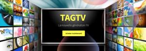 IPTV - La nouvelle génération TV - Français, Anglais, Sports...