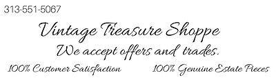 Vintage Treasure Shoppe