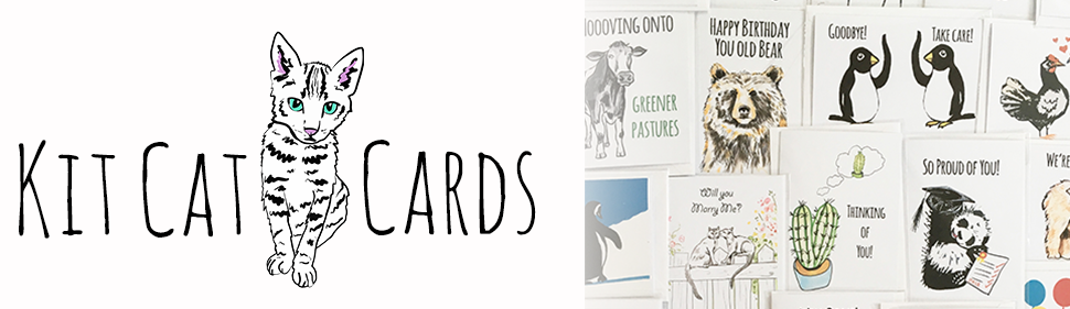 Kit Cat Cards