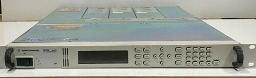 Keysight N6702A: Low-Profile MPS Mainframe, w 2x N6744B & 1x N6774A