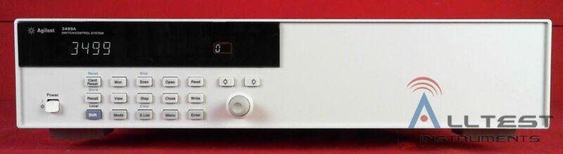 Agilent - Keysight 3499A Switch/Controller Mainframe, BRAND NEW