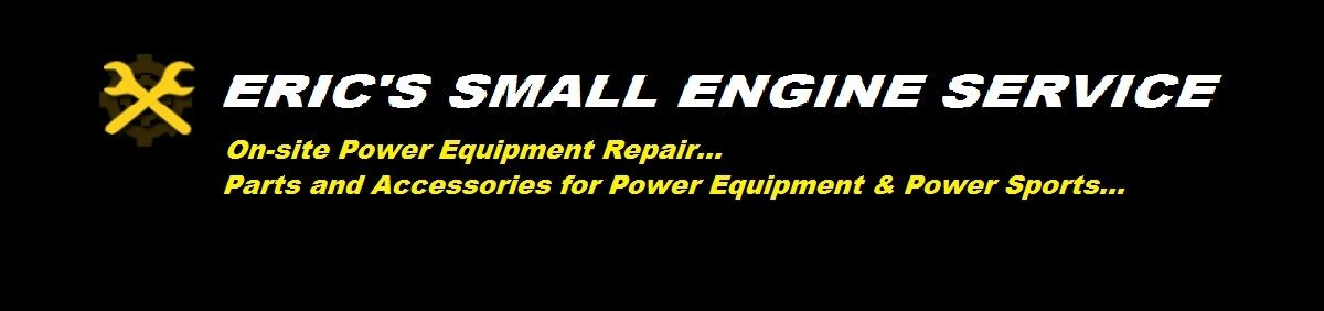 Eric s Small Engine Service