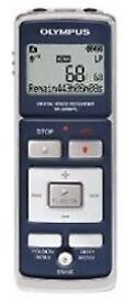 Olympus VN-6800PC Dictaphone Voice Recorder. IMMACULATE CONDITION.