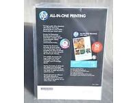 HP A4 All-In-One Paper