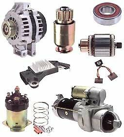 24/7 Starters & Alternators for makes