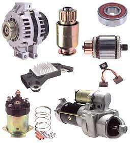 24/7 Starters, Alternators, Solenoids, regulators....