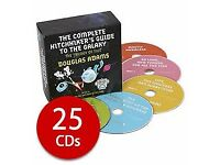 CD Audiobooks: The Complete Hitchhiker's Guide to the Galaxy : The Trilogy of Five (9781447262428)