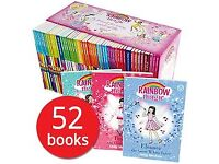 A Year of Rainbow Magic Boxed Collection - 52 Books , like new