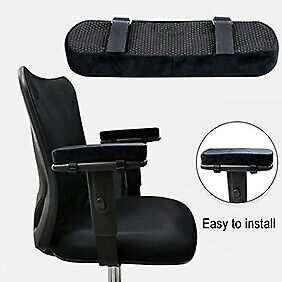 Durable Memory Cutton Foam Elbow Arm Rest Cover Chair Armres