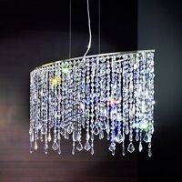 Lustre cristal/crystal chandelier/luminaire