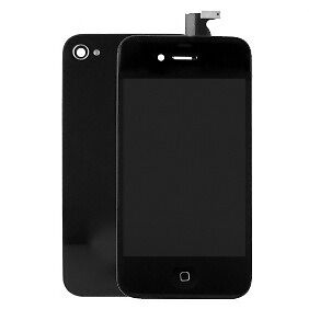 iPHONE 4 front lcd / digitizer & Backcover