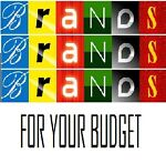 Brands For Your Budget
