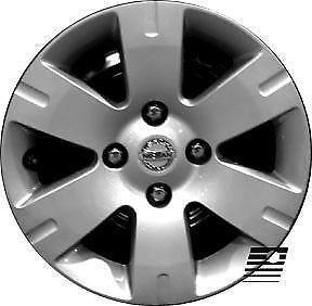 15 Quot Nissan Hubcaps Hub Caps Ebay