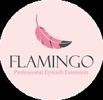 Flamingo lashes