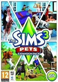 Sims 3 Pets Expansion  'New & Sealed' FREE P&P PC / Mac