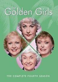 THE GOLDEN GIRLS DVD