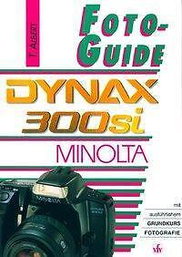 Buch Minolta Dynax 300si Neu & OVP