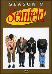 SEINFELD DVD SEASON 6 and 9
