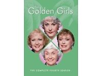THE GOLDEN GIRLS DVD