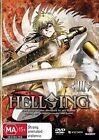 Sci-Fi & Fantasy DVDs Hellsing Ultimate Blu-ray Discs