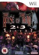 House of The Dead Wii