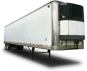 STORAGE TRAILER AVAILABLE !!