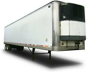 REEFER AND STORAGE, DRY VAN AVAILABLE!