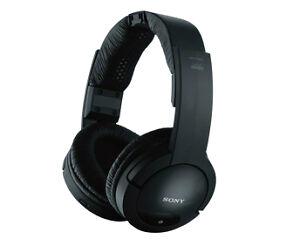Sony-MDR-RF985RK-TV-Stereo-Wireless-RF-Radio-Frequency-Headphones-MDRRF985RK