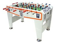 ENGLAND FOOTBALL TABLE FULL SIZE