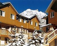 2 BR Loft unit at Banff Boundary Lodge, furnished, all Utilities