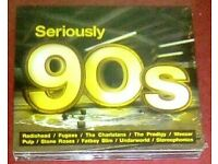 SERIOUSLY 90'S THE CD ALBUM..