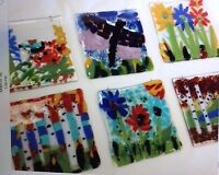 Christmas fused glass and glazing weekend event