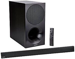 Samsung HW-M450 320-Watt 2.1 Channel Sound Bar with Wireless Su