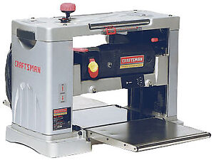 """CRAFTSMAN 15""""x7"""" planer, NEW, never used"""