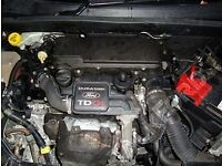 FORD FIESTA EINGINE 1.4 TDCI F6JA F6JB BREAKING 2007 ALL PARTS ON THAT