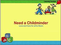 Anytime Anyday Childcare 24/7 hours 365 days and Home School Club PickUp DropOff