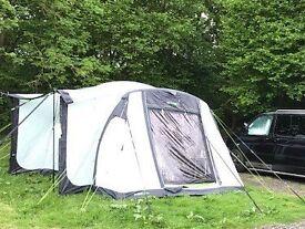 Outdoor Revolution Oxygen Movelite Kombi Tent / Driveaway Awning